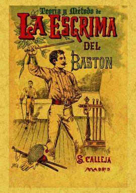 Imagen del vendedor de TEORIA Y METODO DE LA ESGRIMA DEL BASTON a la venta por Librería Luces