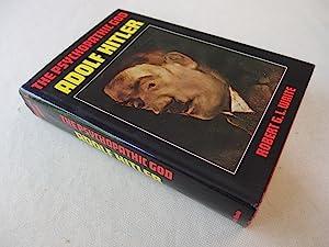 Psychopathic God: Adolf Hitler: Waite, Robert G.L.