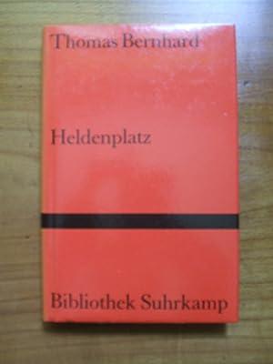 Bild des Verkäufers für Heldenplatz zum Verkauf von Bücherinsel Jens Förster