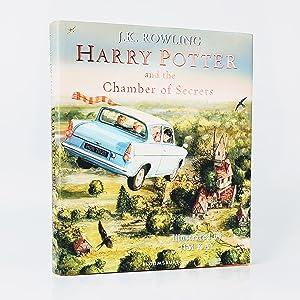 Bild des Verkäufers für Harry Potter and the Chamber of Secrets zum Verkauf von Fine Book Cellar ABA ILAB PBFA