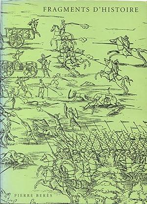 Fragments d'Histoire: Pierre Bérès