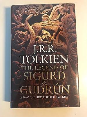Bild des Verkäufers für The Legend of Sigurd & Gudrun zum Verkauf von Tormod Opedal
