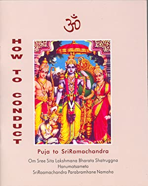 Seller image for How to Conduct Puja to SriRamachandra for sale by PERIPLUS LINE LLC