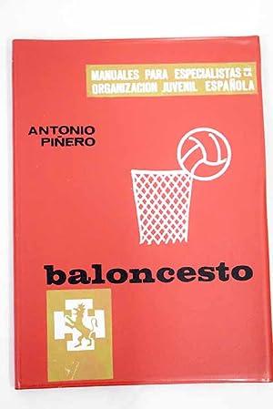 Imagen del vendedor de Baloncesto a la venta por Alcaná Libros