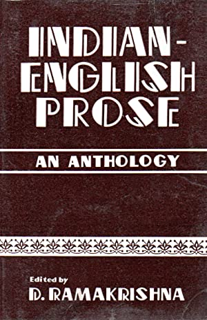 Seller image for INDIAN-ENGLISH PROSE: An Anthology for sale by PERIPLUS LINE LLC