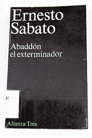 Abaddón el exterminador: Sabato, Ernesto