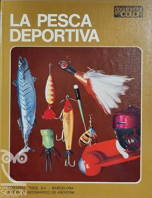 La pesca deportiva: Sergio Perosino
