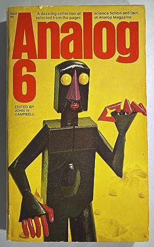 Analog 6: John W. Campbell
