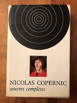 Image du vendeur pour Oeuvres complètes de Nicolas Copernic tome 1 mis en vente par Librairie des Possibles