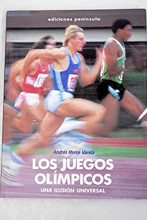 Los Juegos Olímpicos: Mercé Varela, Andrés