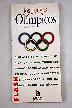 Los juegos olímpicos: García Campos, Ildefonso