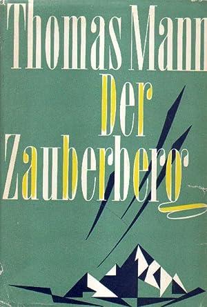 Der Zauberberg.: Mann, Thomas: