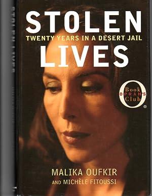 Seller image for STOLEN LIVES: Twenty Years in a Desert Jail for sale by PERIPLUS LINE LLC