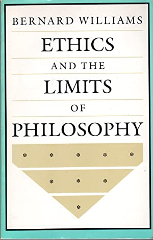 Seller image for ETHICS AND THE LIMITS OF PHILOSOPHY for sale by PERIPLUS LINE LLC