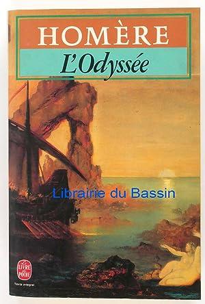 Image du vendeur pour L'Odyssée mis en vente par Librairie du Bassin