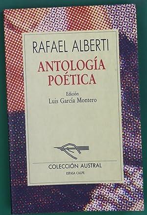 Antología poética: Alberti, Rafael