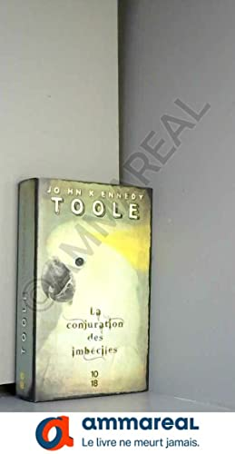 Image du vendeur pour CONJURATION IMBECILES + EDITIO mis en vente par Ammareal