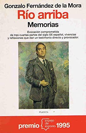 Imagen del vendedor de RÍO ARRIBA: MEMORIAS a la venta por LIBRERIA ANTICUARIO BELLVER MADRID