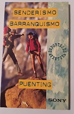 Imagen del vendedor de Senderismo, barranquismo, puenting - deportes de aventura. a la venta por TraperíaDeKlaus