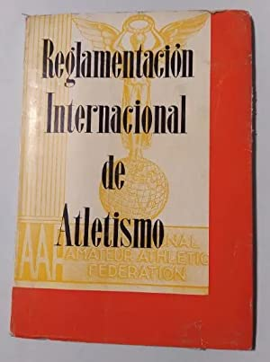 Imagen del vendedor de REGLAMENTACION INTERNACIONAL DE ATLETISMO. a la venta por TraperíaDeKlaus