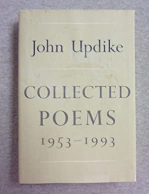 Seller image for Collected Poems 1953-1993 for sale by Book Nook