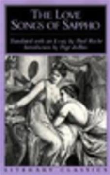 The Love Songs of Sappho: Roche, Paul; Sappho,