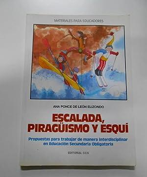 Imagen del vendedor de Escalada, piragüismo y esquí. a la venta por TraperíaDeKlaus
