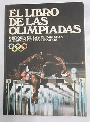 El libro de las olimpiadas, historia de: JAMES COOTE. TDK365B
