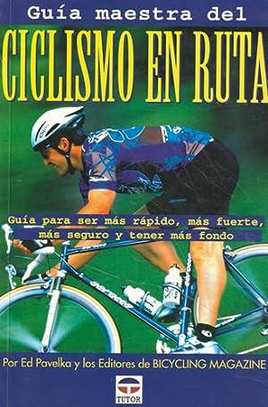Imagen del vendedor de Guía maestra del ciclismo en ruta a la venta por Librería Cajón Desastre