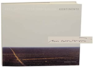 Kontinente (Signed First Edition): HUTTE, Axel and
