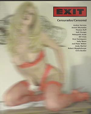 Exit 8: Censurados/Censored (Nov. 2003, final issue): Olivares, Rosa (ed.)