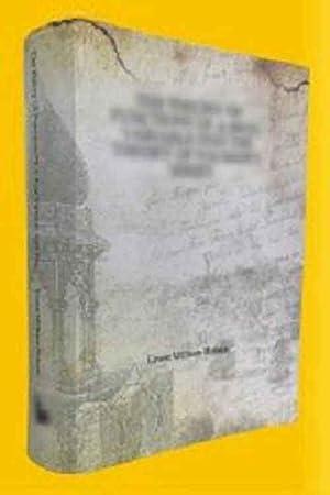 Image du vendeur pour Itinéraire de Paris à Jérusalem et de Jérusalem à Paris, en allant par la Grèce, et revenant par . 1812 [Hardcover] mis en vente par RareBiblio
