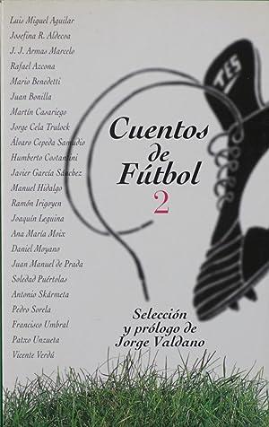 Seller image for Cuentos de fútbol 2 for sale by Librería Alonso Quijano