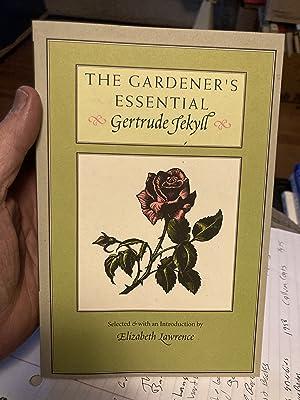 the gardeners essential: gertrude jekyll