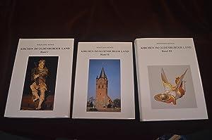 Bild des Verkäufers für Kirchen im Oldenburger Land Band 1 - Band 3 zum Verkauf von Antiquariat Bücher-Oase