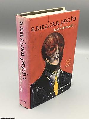 Bild des Verkäufers für American Psycho zum Verkauf von 84 Charing Cross Road Books, IOBA