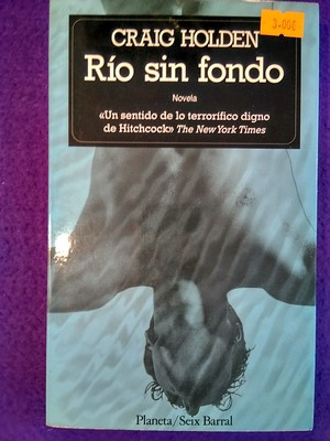 Imagen del vendedor de Río sin fondo a la venta por Librería LiberActio