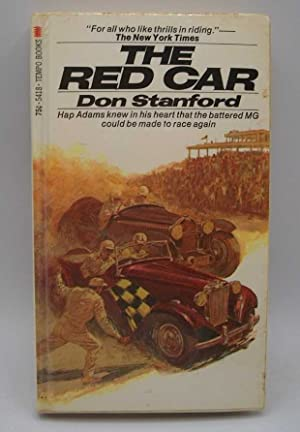 Seller image for The Red Car for sale by Easy Chair Books