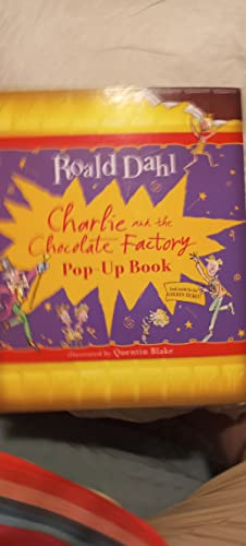 Seller image for Charlie and the Chocolate Factory Pop-Up Book for sale by Linda Butti