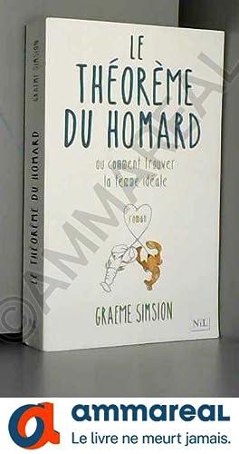 Image du vendeur pour Le Théorème du homard mis en vente par Ammareal