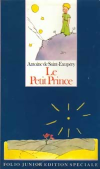 Image du vendeur pour Le petit prince - Antoine De Saint Exupéry mis en vente par Book Hémisphères