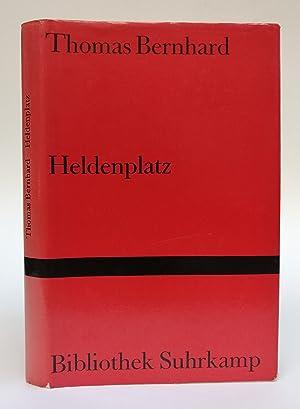 Bild des Verkäufers für Heldenplatz. zum Verkauf von Der Buchfreund
