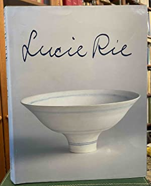 Seller image for Lucie Rie for sale by Holybourne Rare Books ABA ILAB