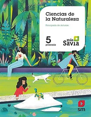 Imagen del vendedor de Ciencias naturales 5ºprimaria. ms savia. asturias 2019 a la venta por Imosver