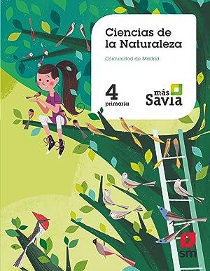 Imagen del vendedor de Ciencias naturales 4ºprimaria. ms savia. madrid 2019 a la venta por Imosver