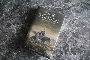Bild des Verkäufers für Beren and Luthien signed and dated first edition immaculate copy zum Verkauf von Analecta Books