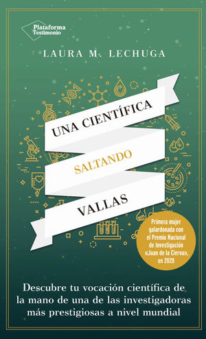 Imagen del vendedor de UNA CIENTIFICA SALTANDO VALLAS a la venta por CENTRAL LIBRERA REAL FERROL
