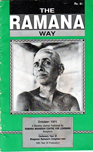 Seller image for The RAMANA WAY - October 1996 for sale by PERIPLUS LINE LLC