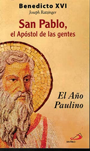 Imagen del vendedor de San Pablo, el Apóstol de las gentes. El año Paulino. a la venta por Librería y Editorial Renacimiento, S.A.