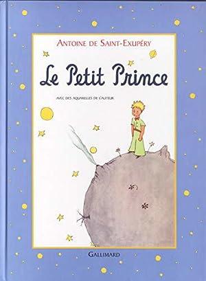 Image du vendeur pour Le Petit Prince (grand format) mis en vente par J.L.G LIVRES ANCIENS ET MODERNES